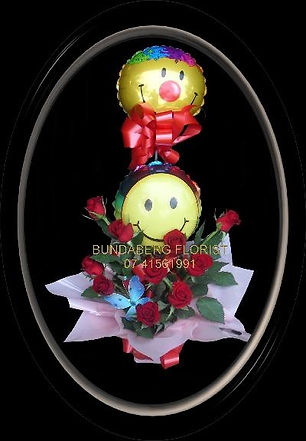 Bundaberg Florist, Romance, Just To Make you Smile,