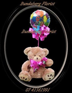 Ballooons, Bears, Bundaberg Florist,
