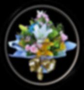 Minie roses, lilies,chrysanthemums,Astalutia,