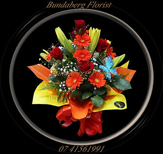 Happy Birthday, Flowers Bundaberg,