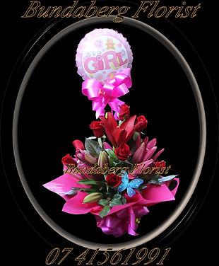 Mother & bBaby Flower Delivery Bundaberg ,