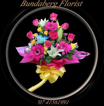 Hospital flower delivery Bundaberg