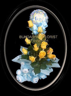 Bundaberg Florist,New Arrival,  Bundaberg Base Hospital, Florist