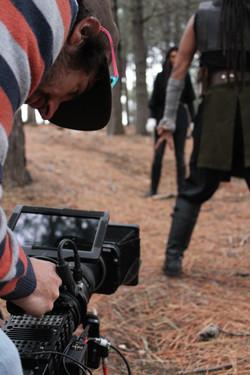 Director of Photography Mario Contini
