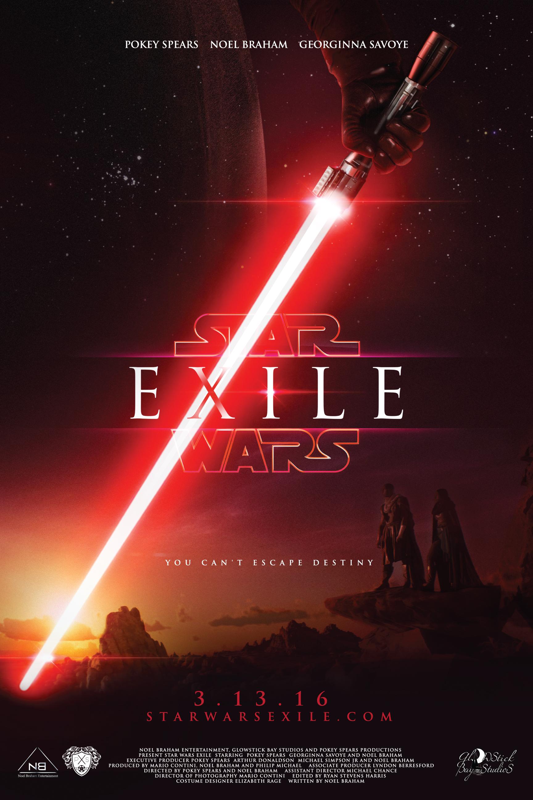 Star Wars Teaser Poster