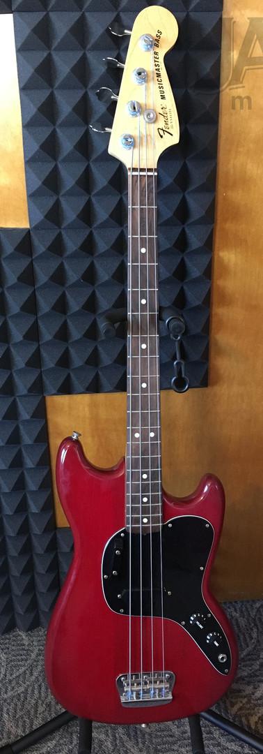 Fender Musicmaster Bass Full