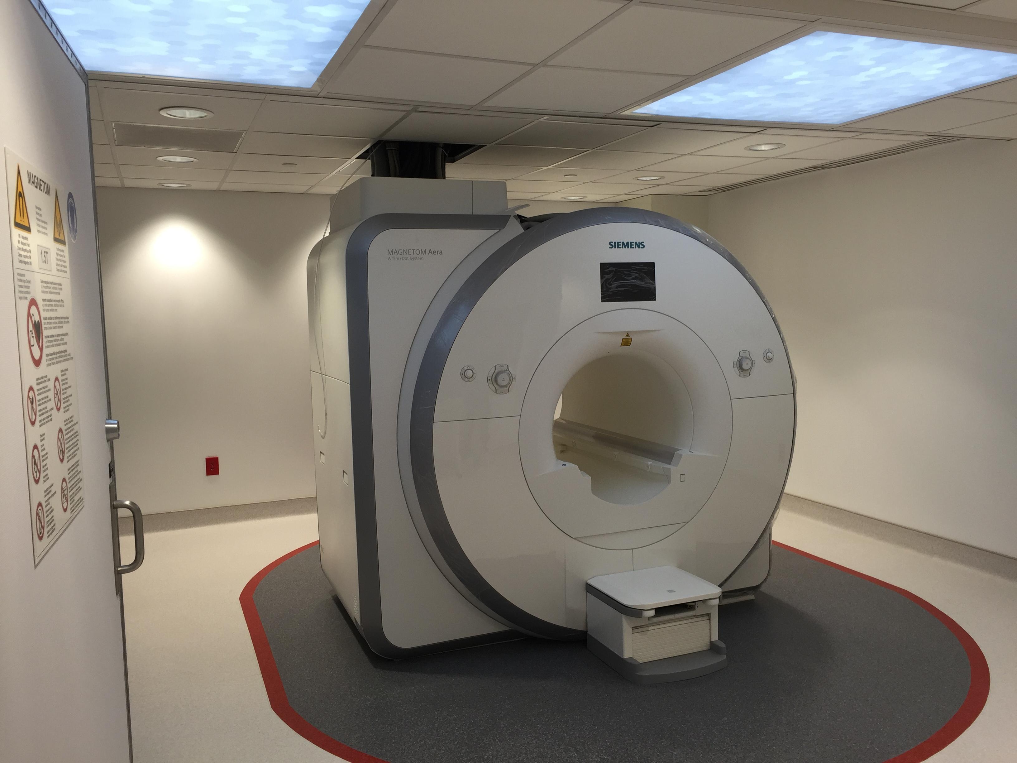 Salle d'imagerie médicale