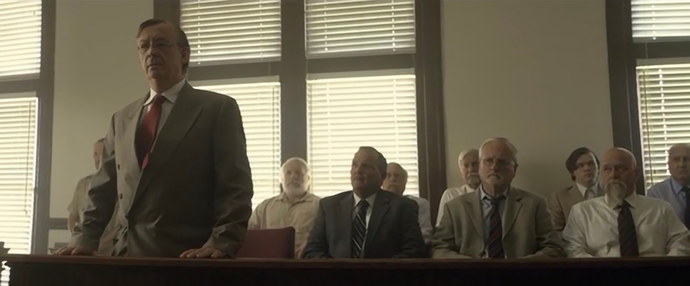 "KEITH ROWELL AND JURY ""83 Days"""
