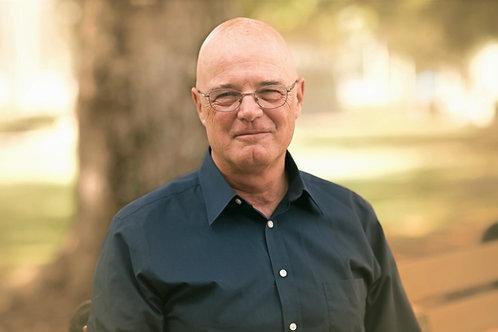 "Tuesday, October 13th - Brian McLaren Webinar ""Wild Theology"""