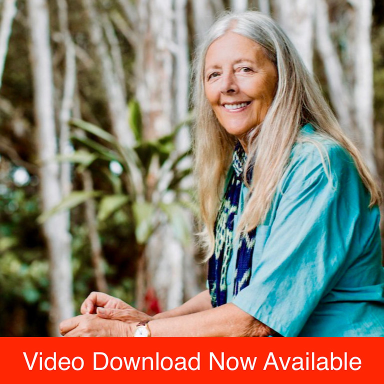 """Helena Norberg-Hodge: """"Rethink, Resist, and Renew: Lessons from a Life"""""""