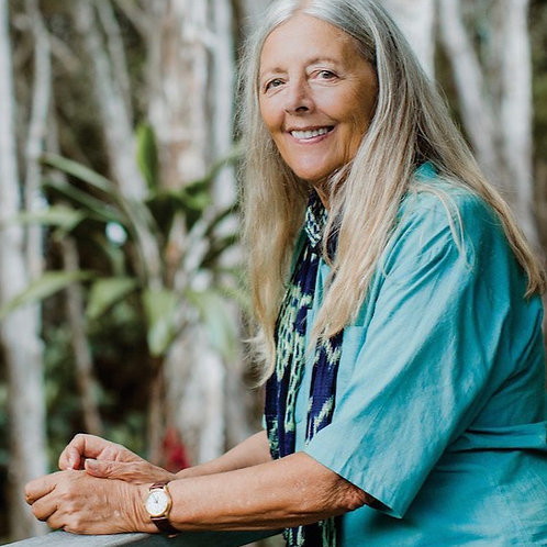 """Helena Norberg-Hodge Webinar """"Rethink, Resist, and Renew: Lessons from a Life"""""""