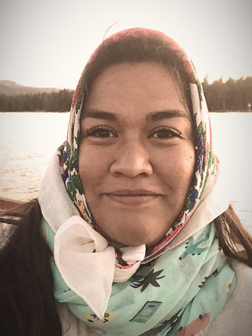 "Nikki Cooley Webinar ""The Wisdom of the Diné""          