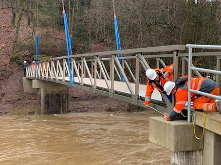 50 алюминиевых мостов для Германии