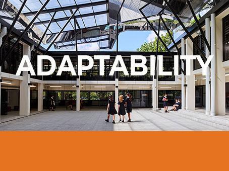 ADAPTABILITY или адаптивность образовательной среды