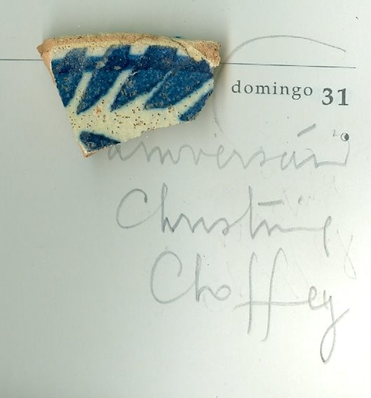 Para Christine Choffey
