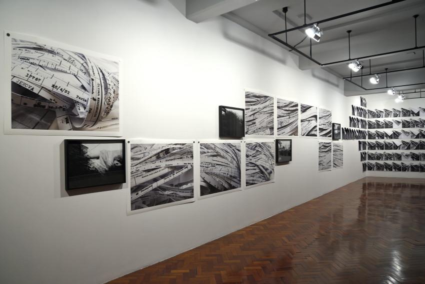 Navio de emigrantes | Emigrant ship, Caixa Cultural São Paulo [2019] Photo: Wilton Montenegro