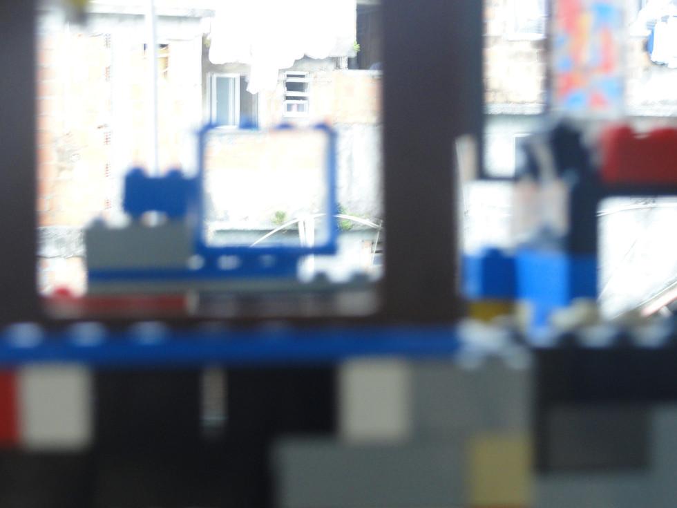 Mirante [2012] impressão duratrans, caixa de luz, 30 x 50 cm