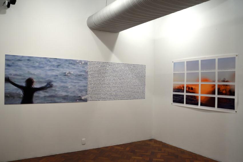 Navio de emigrantes, Caixa Cultural SP Foto: Wilton Montenegro