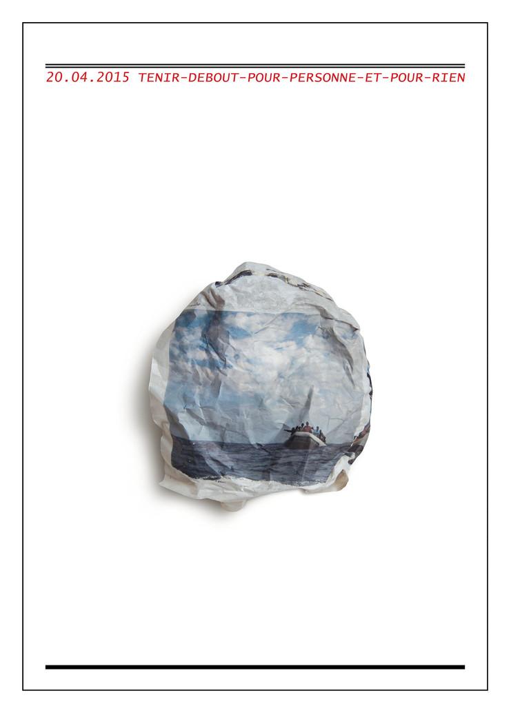 IMAGETEXTE4 | Espace Topographie de l'art, Paris [du 16 fév au 27 avril 2016]