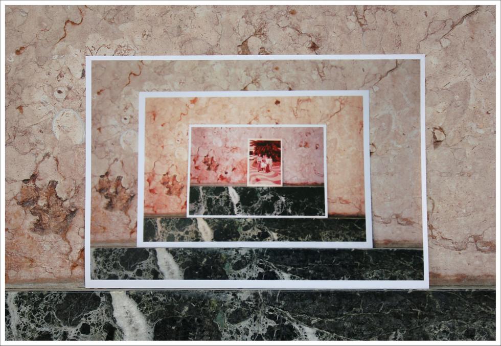 Jardins do Líbano (todos nós) [2012], impressão jato de tinta sobre papel de algodão, 70 x 100 cm.