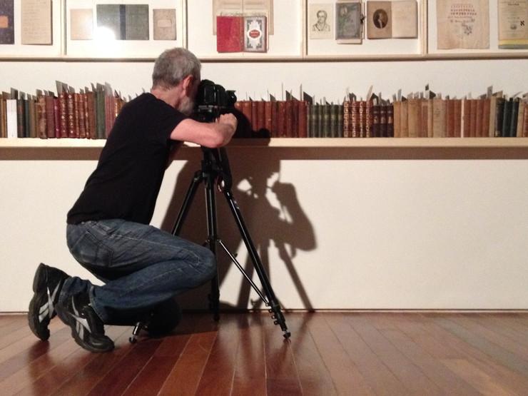 Fotografando o fotógrafo [com Wilton Montenegro]