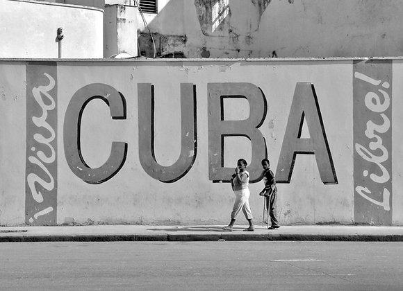 Cuba Partner Planned Mission Trip / March 28 - April 3, 2020