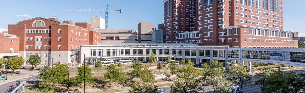 University of Kentucky Albert B. Chandler Hospital