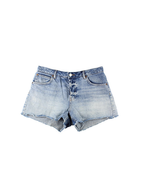 M | TOPSHOP מכנסי ג׳ינס קצרים