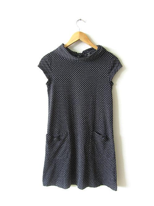 M שמלה מראה וינטג'  מידה
