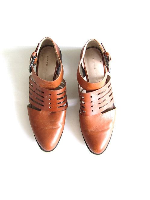 נעלי עור מידה 37