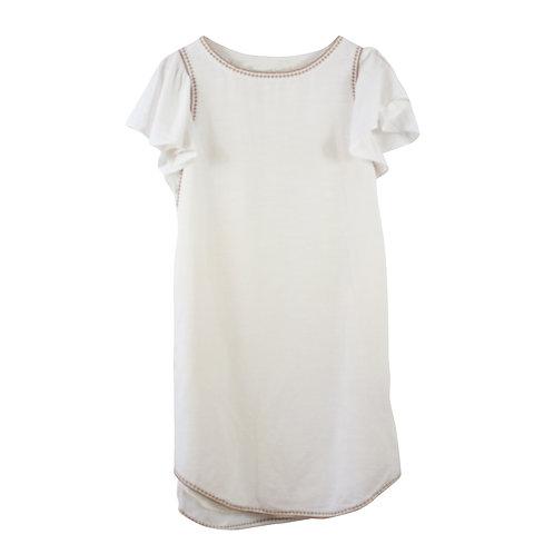 XS/ S | GAP שמלה לבנה