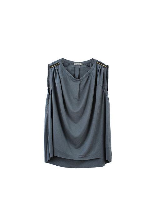 Heartbreaker חולצת ניטים | M