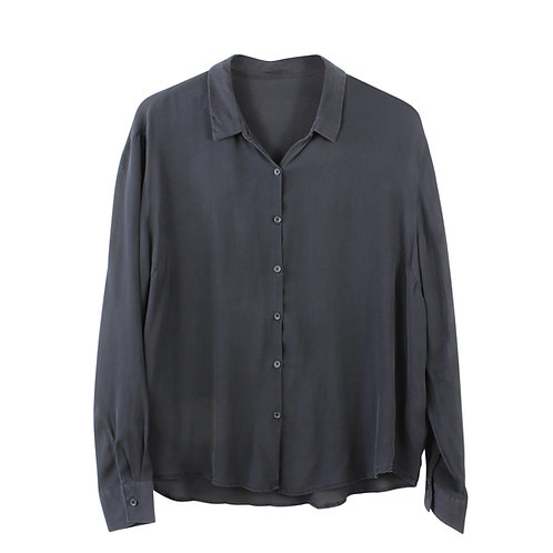 M/L   AMERICAN VINTAGE חולצת משי