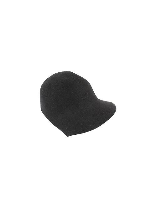 ALESSI RON ARAD | כובע לבד שחור