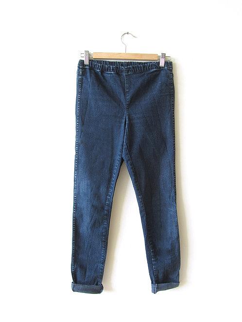 S טייץ ג'ינס מידה