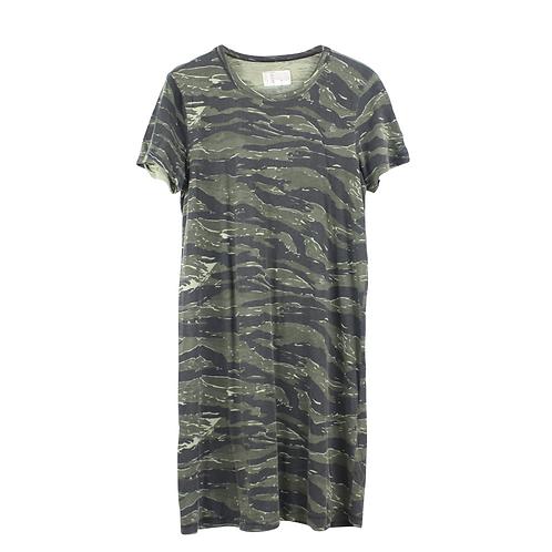 M/L | CURRENT/ELLIOTT שמלת טי קומופלאז׳