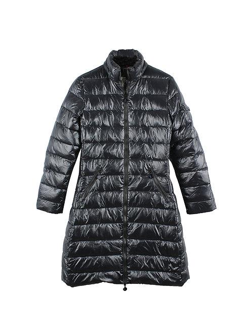 S | MONCLER מעיל פוך שחור