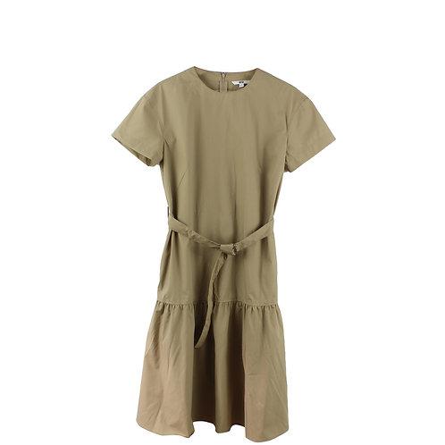 S | UNIQLO שמלת מידי טרנץ׳