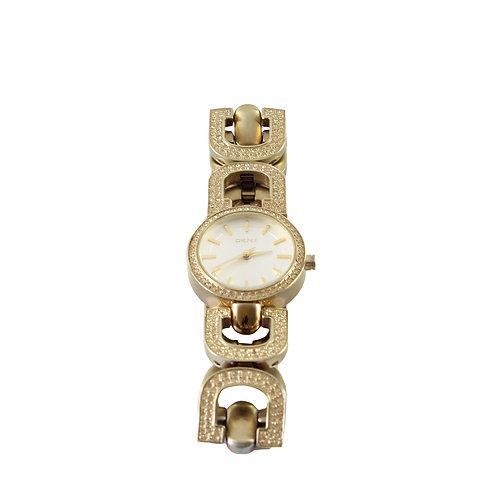 DKNY | שעון מעוטר סברובסקי