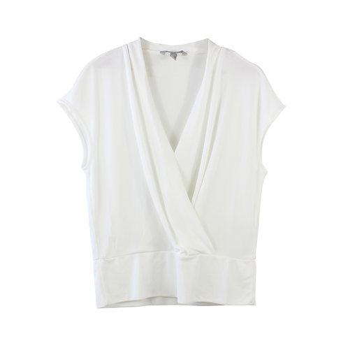 L   H&M חולצת מעטפת