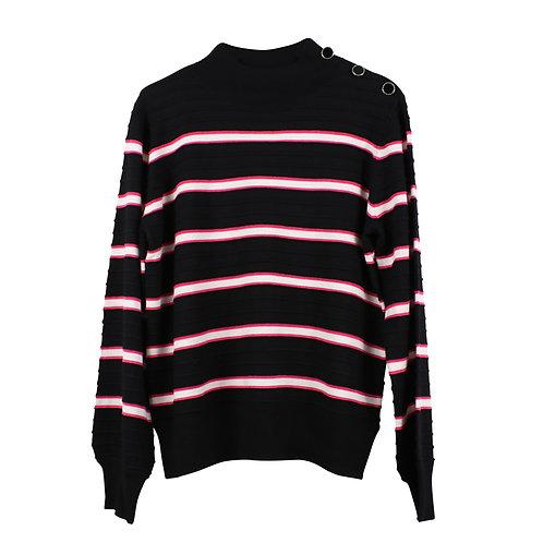 L | NEXT סוודר כפתורים