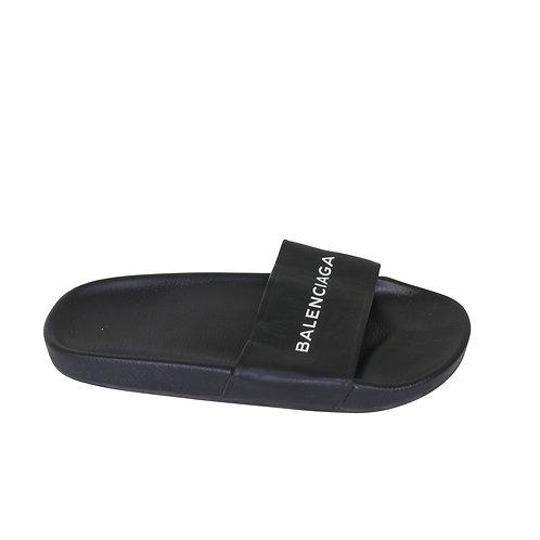 40 | BALENCIAGA black pool slides