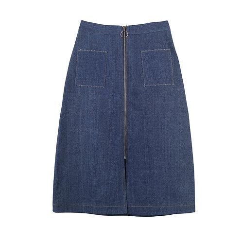 M | Hannah חצאית ג׳ינס