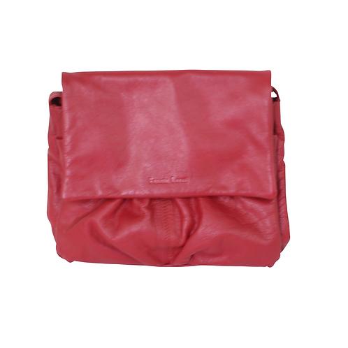 Emporio Govani | תיק עור אדום