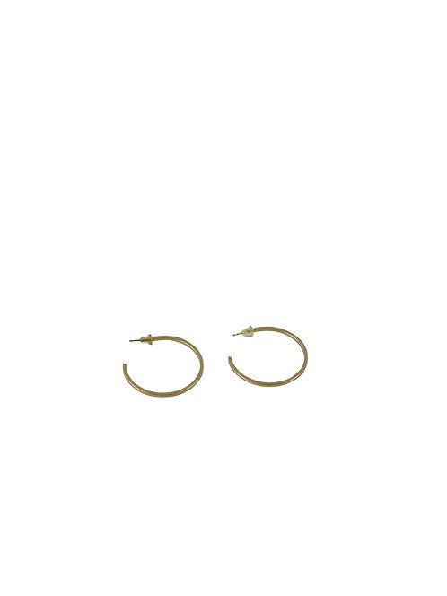 eF | עגילים חישוקי ג׳יפסי