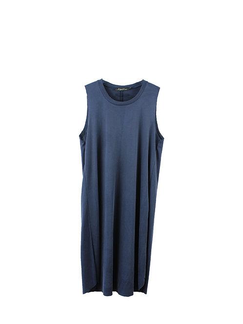 Alef Alef שמלה כחולה   S