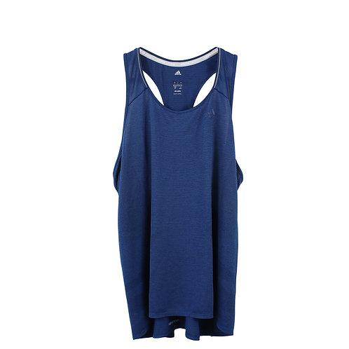 L | ADIDAS חולצת אימון כחולה