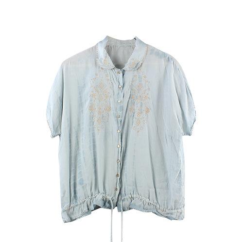 M/L | חולצת משי מפריז