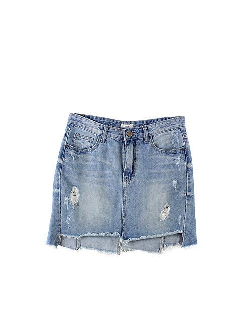 S | thom brown N.Y חצאית ג׳ינס פרומה