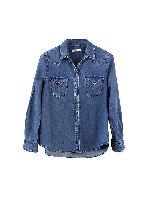 M | חולצת ג׳ינס